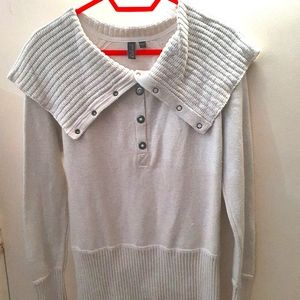Womens winter knitted jumper. Colorado size L